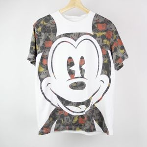 Disney Mens T-Shirt Disney Parks Mickey Mouse
